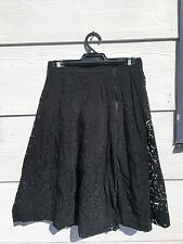 Veronica Maine black skirt in size 8