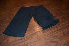 A2- Nike Black Capri Pants Size M (8-10)