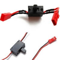 1* On/Off Switch Connector Plug JST Male Female Wire 420 MM For RC Li-po Battery