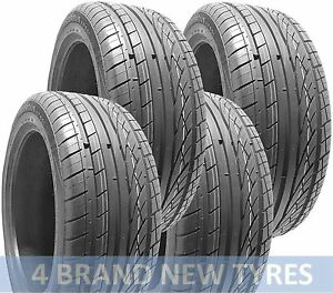 4 2254018 Budget Tyres NEW 225/40 225 40 18 x4 92 Xl - D C  RATINGS