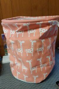 Giraffe Nursery Laudry Bag