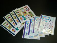 NEW LEGO Friends Lot of 8 Stickers Decals ONLY Minifig 5A