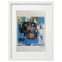 Jean Michel Basquiat Print Signée et numérotée