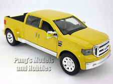 Ford Mighty F-350 Super Duty 1/31 Scale Diecast Metal Model by Maisto - YELLOW