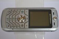 Motorola L6-Azul (Naranja) Teléfono Móvil botón básico
