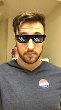New Thug Life MLG 8-Bit Internet Glasses UV Protection