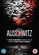 Auschwitz (DVD) (NEW AND SEALED) (REGION 2)