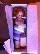 "Georgetown Collection Doll ""Megan and Marmalade"""