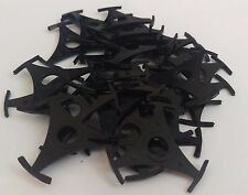 10 x 45 RPM Spindles - Adapters - Centres