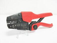 Molex 11 01 0199 Cr60670b 16 Awg Hand Crimp Tool No Locator 11010199