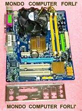 SCHEDA MADRE SOCKET 775 GIGABYTE GA- G31M-ES2L+CPU INTEL CORE2DUO E7400+ 4Gb RAM
