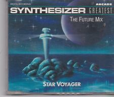 Synthesizer Greatest-The Future Mix cd maxi single