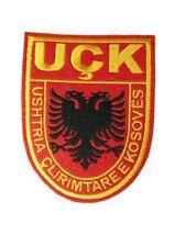 Kosovo Liberation Army sleeve patch