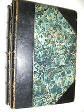 1852 Gilbert Abbott a Beckett, Comic History of England, 20 Color Plates, 2 Volu