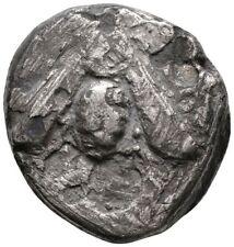 Koc Greek Coins. IONIA, Ephesos. Circa 390-325 BC. AR Tetradrachm 20mm,13,66g