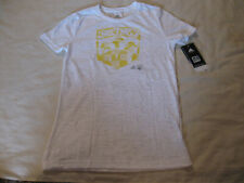 Columbus Crew T Shirt Girls Large 14 Youth MLS Soccer Col Adidas New W/Tags