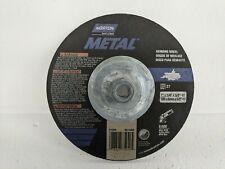 7 Norton Metal Grinding Wheel Disc 7x14x58 11 8600 Rpm Dc714hm Type 27