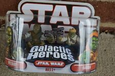 Star Wars Galactic Heroes Weequay Barada Toy Collectible Return of the Jedi
