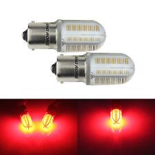 BA15s 1156 P21W 7506 COB 8 LED Bulb Turn Signal Reverse Tail Fog Brake Light Red