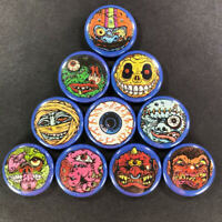 "Madballs 1"" Button (10 Pin) Set Classic Toys"