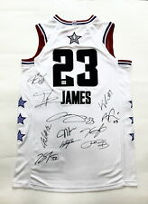 NBA All-Star Game #23 JAMES LA Lakers 11 Signed Autographed Jersey With COA