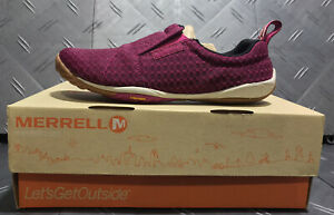Merrell Womens Jungle Glove Breeze Clog Comfort Shoes Black Slip Ons J53730 Sz 6