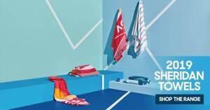 Sheridan Australian Open 2019 Player Men's & Women's |Gym|Beach|KidsTowel Range