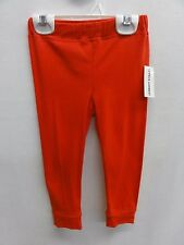 DKNY Toddler Girl Soft Pants, Red, 3T