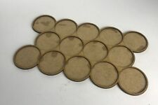 Miniatures Movement / Storage Tray, holds 14 30mm bases in group formation