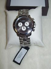 Rotary watch Stainless Steel Bracelet Chronograph  Men's Watch NEW $650