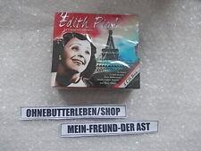 CD chanson edith piaf-la chanteuse Celebree 4cd Box (87 chanson) tim interna