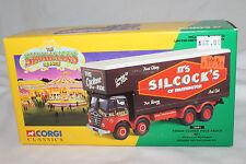 Corgi Classics, #12601 Foden Silcock's Amusement Rides Truck, Boxed