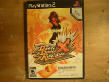 Dance Dance Revolution X (Playstation 2) Used, Complete