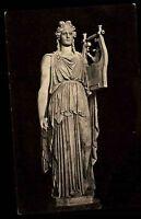 Kunst 1910 Skulptur Apollo Glypthothek München Ackermann Kunstverlag Postkarte