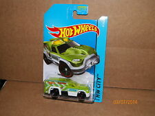 2014 HOTWHEELS TREASURE HUNT RESCUE DUTY # 47/250 FREE U.S SHIPPING