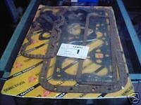JEEP WILLYS 4 CYL. L134 HEAD ENGINE GASKET SET COMPLETE