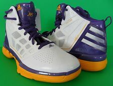 LIMITED ED~Adidas ADIZERO SHADOW ACE3 Candace Parker Basketball Shoes~Mens sz 12