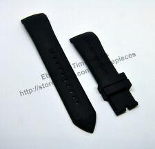 Comp. Emporio Armani Tazio AR5977 AR5978 AR6053 - 23mm Rubber Watch Band / Strap