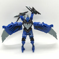 Transformers 2014 Age of Extinction Strafe Spin Attack Figure Loose