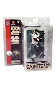 Reggie Bush New Orleans Saints McFarlane Variant Action Figure NFL