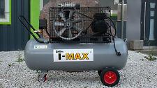 Kompressor Druckluft Druckluftkompressor 10 BAR 3 PS 2200W/ 100l Liter 2 Zyl.