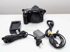 Nikon D 90 12.3 MP SLR-Digitalkamera 9446 Auslösungen