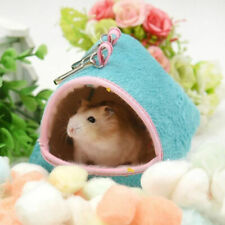 Hamster Hanging House Hammock Cage Sleeping Nest Pet Bed Rat Toy Cage Swin Se