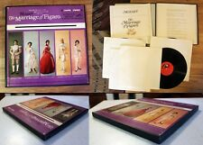LP Living Stereo: Mozart Marriage of Figaro: Boxed Album Set: RCA LSC-6408