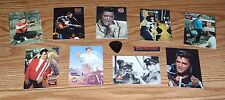 Elvis Presley Promo Trading Card Set of 9 Cards Collection 1992 River Group Army