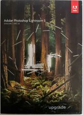 Adobe Lightroom 5 Upgrade Edition Disc with licences Standalone