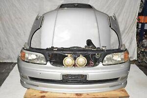 JDM 1993-1997 Toyota Aristo Lexus GS300 GS400 Complete Front End Nose Cut 2JZGTE