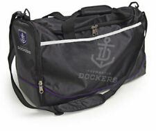 FREMANTLE Dockers AFL Footy Travel Training Shoulder Sports Bag