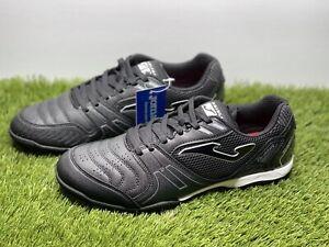 Soccer Joma Dribling 2001 Black Turf Shoes DRS.V2001.TF Size 10.5