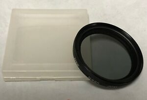 Nikon Polar 62mm Screw-in filter in plastic case 90% condition